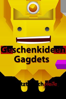 Geschenkideen und Gadgets - www.jetztbinichpleite.de