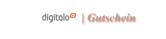 Digitalo Gutschein Oktober 2012 Gutscheincode