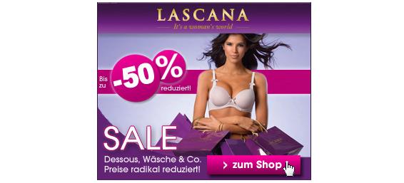 Rabattcode Lascana