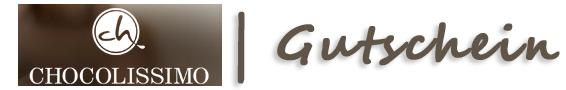 Chocolissimo Gutscheincode Vorteilscode Rabattcode