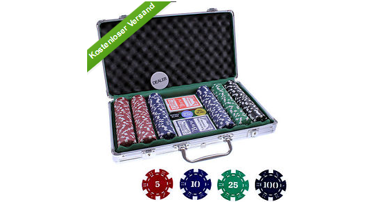 poker chips billig Papenburg