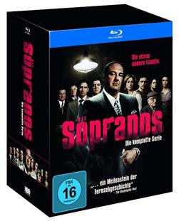 Die Sopranos Komplette Serie Auf Blu Ray Billig