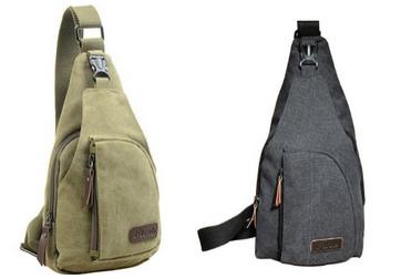 schultertasche und rucksack
