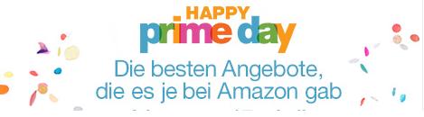 Prime Day bei Amazon
