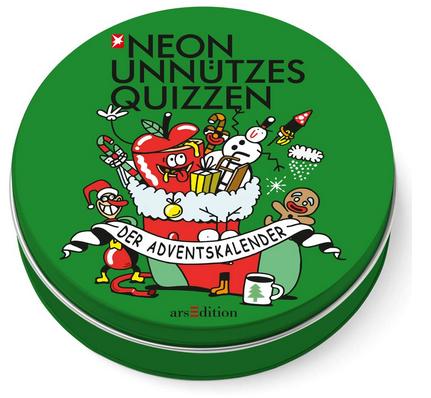NEON Adventskalender: Unnützes Quizzen