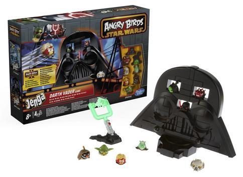 Star Wars Trinkspiel : trinkspiel partyspiel angry birds star wars jenga ~ Watch28wear.com Haus und Dekorationen