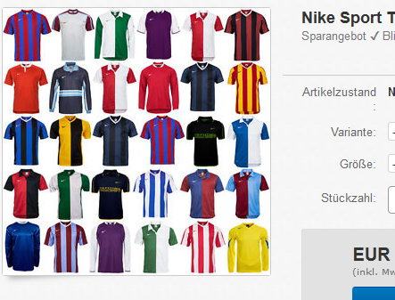 Nur 9 99 Nike Trikots F R M Nner Billig