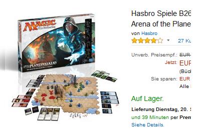 Gesellschaftsspiel & Rollenspiel Magic The Gathering - Arena of the Planeswalkers