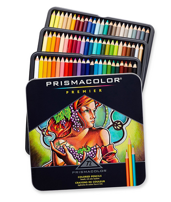 Prismacolor Zeichenstifte & Buntstifte