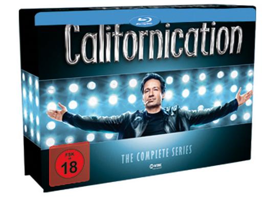 Californication auf Blu-Ray reduziert