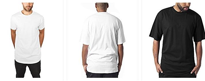 Urban Classics Herren-T-Shirt