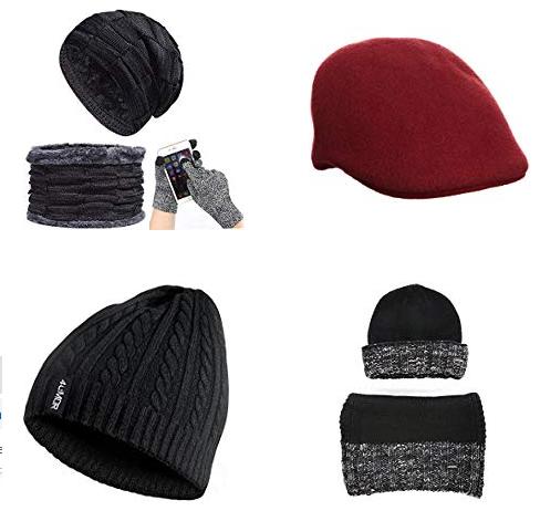Herren-Sale Bekleidung Mütze, Schal & Handschuh-Sets