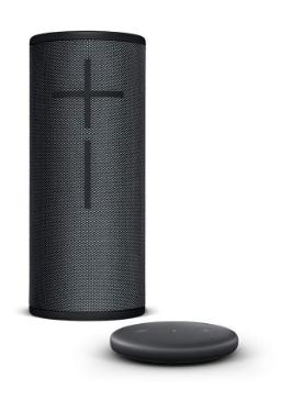 Amazon Echo Input, Schwarz + Ultimate Ears BOOM 3 Bluetooth Lautsprecher