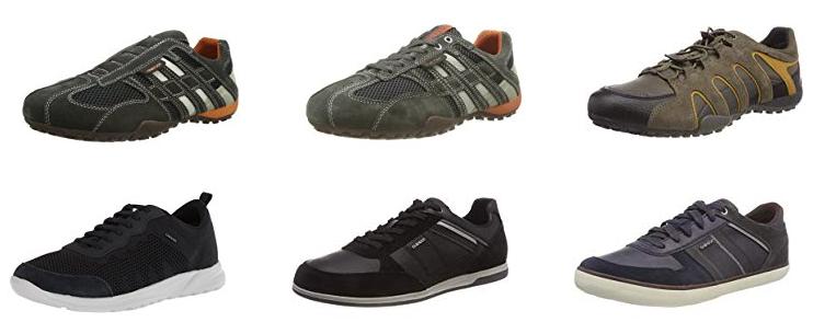Geox Herren Sneakers